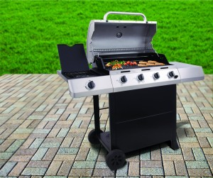 Among the best gas grill 2014