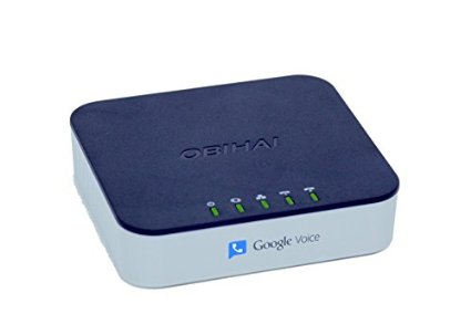 OBi202 VoIP Phone Adapter with Router